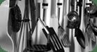 Utensilios de cocina I: utensilios generales