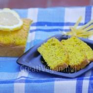 Bizcocho de limón y semillas de amapola