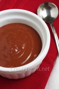 Mousse 5: mousse de chocolate para helados