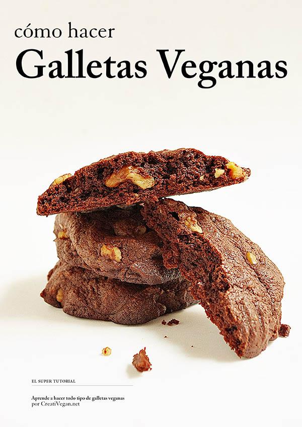 Libro gratuito Cmo hacer galletas veganas  CreatiVegannet