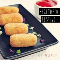 Portada Recetario Festivo Vegano 2013