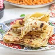 M'semmens (crepes marroquíes)