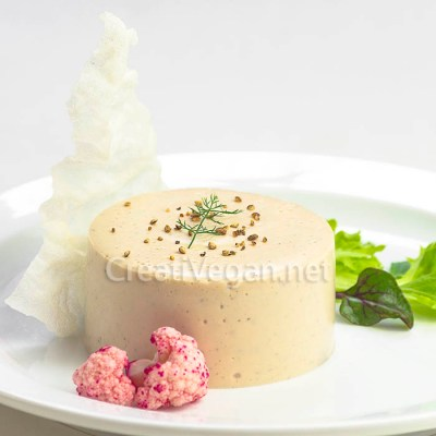 Tofoie (paté con tofu)