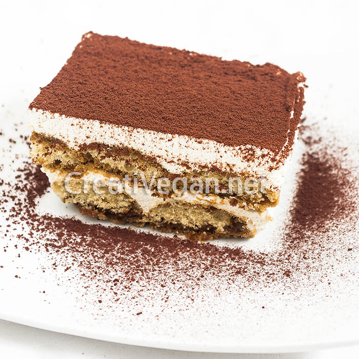 tiramisu 833 ALL NEW TIRAMISU VEGANO