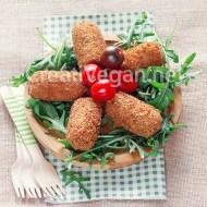Croquetas de verduras asadas