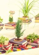 Stand Ideas de Tierra en el Malasaña Market - octubre 2015