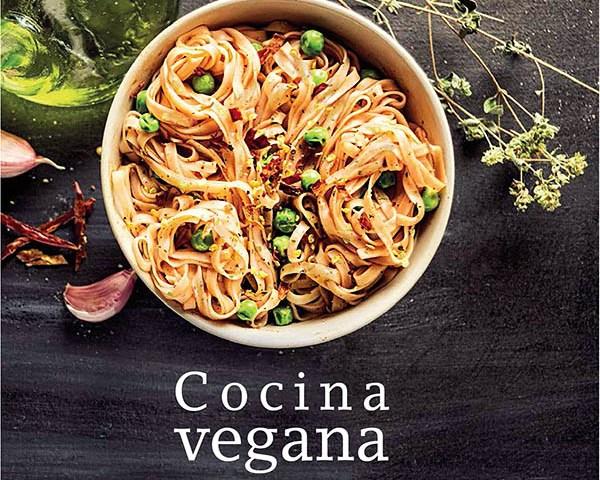 Nuevo libro: Cocina Vegana