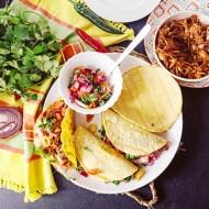 Tacos de jaca
