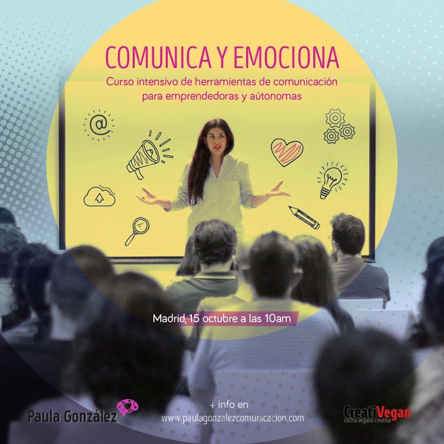 Formación: comunica y emociona