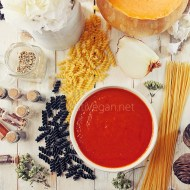 Salsa de tomate «de bote»