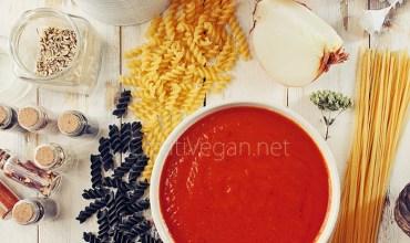 "Salsa de tomate ""de lata"" - CreatiVegan.net"