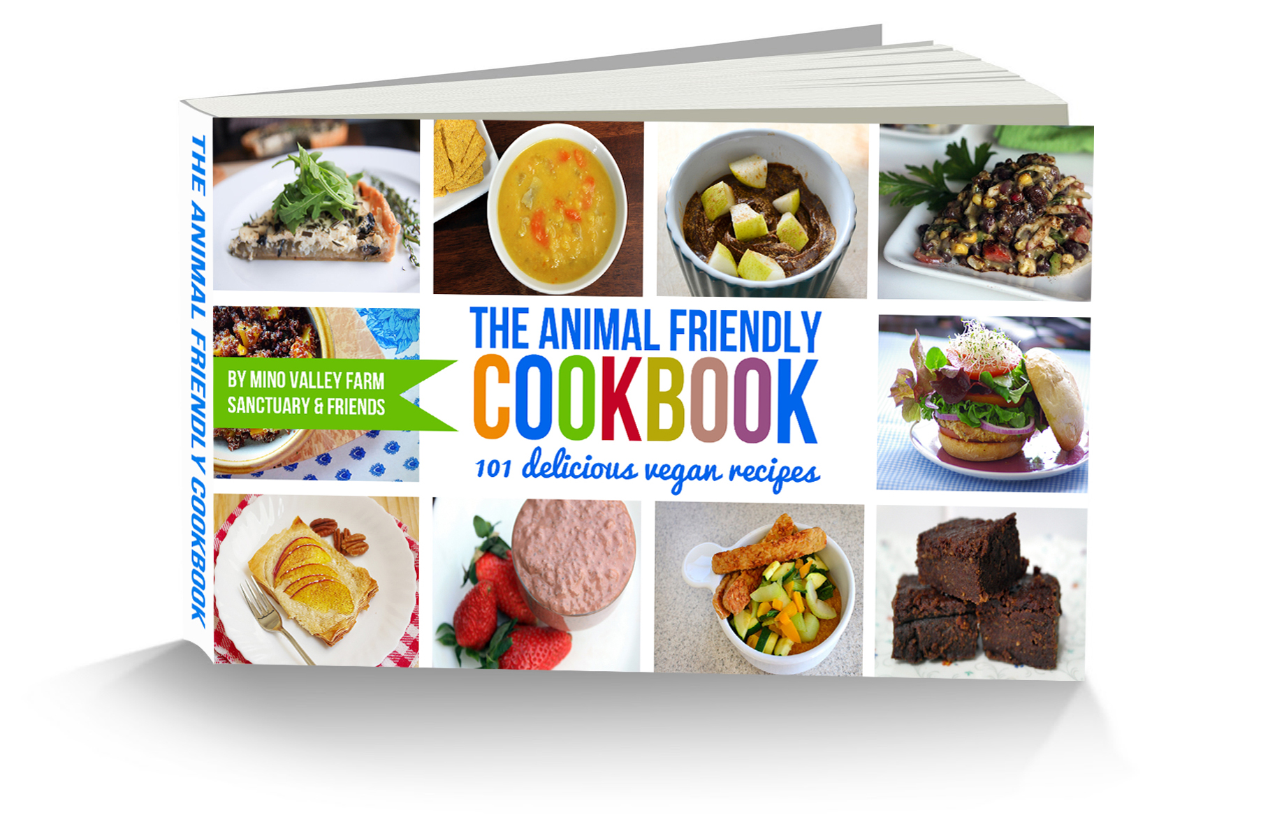 Animal Friendly Cookbook
