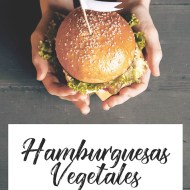 eBook: 20 Hamburguesas Vegetales