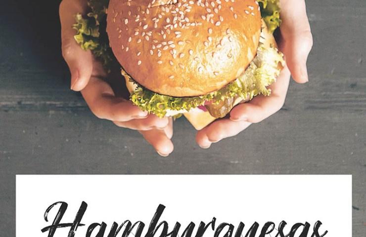 eBook: 20 Hamburguesas Vegetales