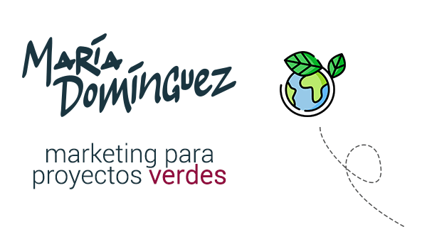 María Domínguez, marketing para proyectos verdes y sostenibles