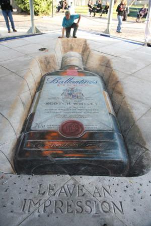 13c755692ffc0ab4022bdf5f2f7cc988 55+ Amazing 3D Street Art Guerrilla Marketing Examples Guerilla Marketing Example