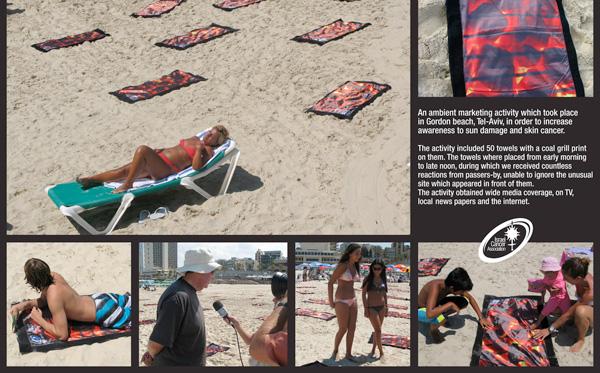 4b3256049e61f71ea69bc594758bbe78 122 Must See Guerilla Marketing Examples Guerilla Marketing Example