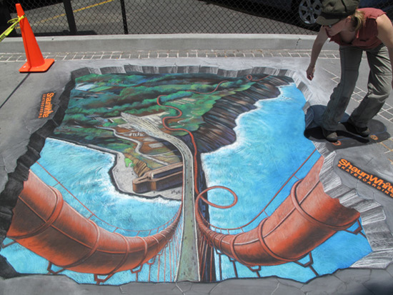4e7bffec5366788e17c2029acfc824d3 55+ Amazing 3D Street Art Guerrilla Marketing Examples Guerilla Marketing Example