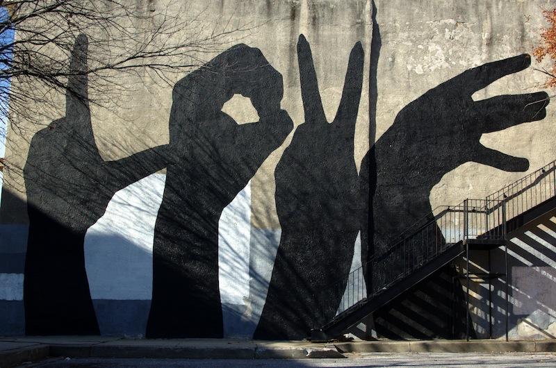 88118dccb8670e657d1cb3628f2c6023 80+ Amazing Guerrilla Street Art Inspiration Examples Guerilla Marketing Example