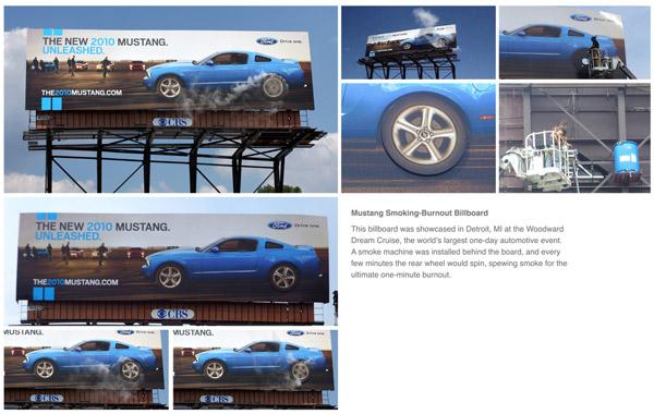 9494962bac54b5526a668317965f564f 122 Must See Guerilla Marketing Examples Guerilla Marketing Example