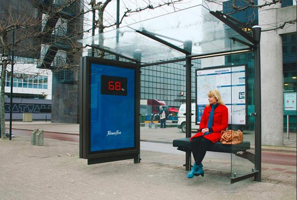 dc437fae950ddbb8e5ffa5de7f225e5d 122 Must See Guerilla Marketing Examples Guerilla Marketing Example