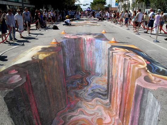 e3a0e90a5bbd7a1ab226415e0f81c23f 55+ Amazing 3D Street Art Guerrilla Marketing Examples Guerilla Marketing Example