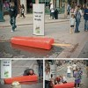 The 80 Best Guerilla Marketing Ideas I've Ever Seen Guerrilla Marketing Photo