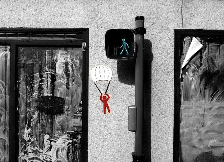 f03c6ecdb77ada4f15dba89ee2fdac46 80+ Amazing Guerrilla Street Art Inspiration Examples Guerilla Marketing Example