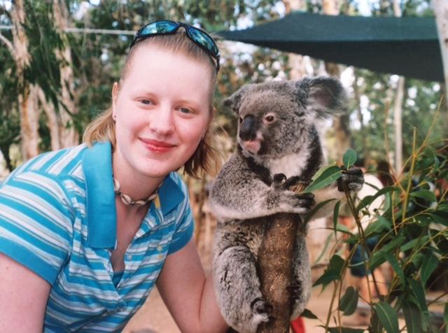 Lucy the Koala