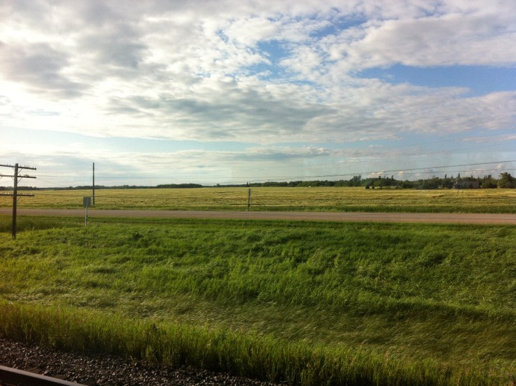 Train Travel Across Canada