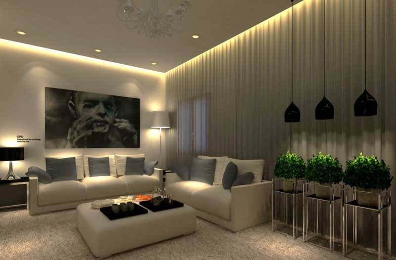 Dhoumm.co Best Ceiling Living Room Lights Ideas Interior