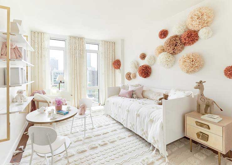 Boho chik room decoration