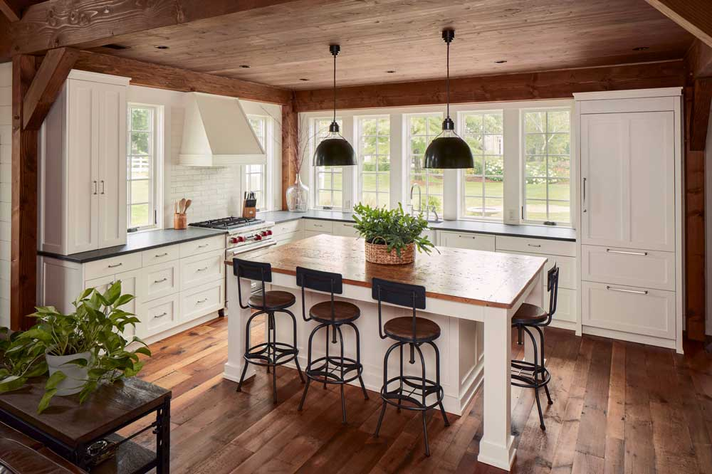 Kitchen sink ideas Raising the Barn