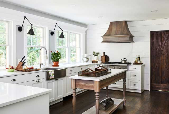 Kitchen sink farmhouse Modern-Day Makeover