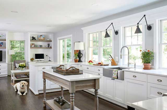Kitchen sink farmhouse ideas