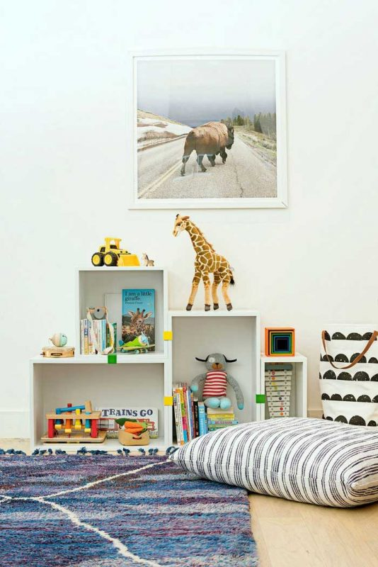 Decorate from a kid's perspective