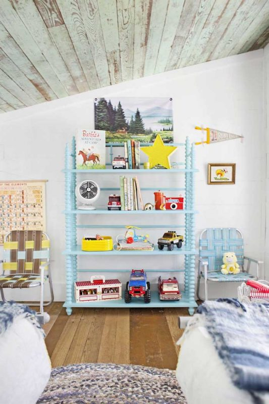 Kids Room Display Toys and Collections