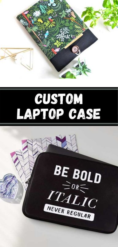 Special laptop case gift ideas