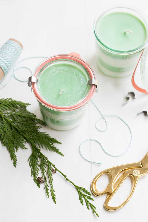 Pine-Scented Candles Gift Ideas