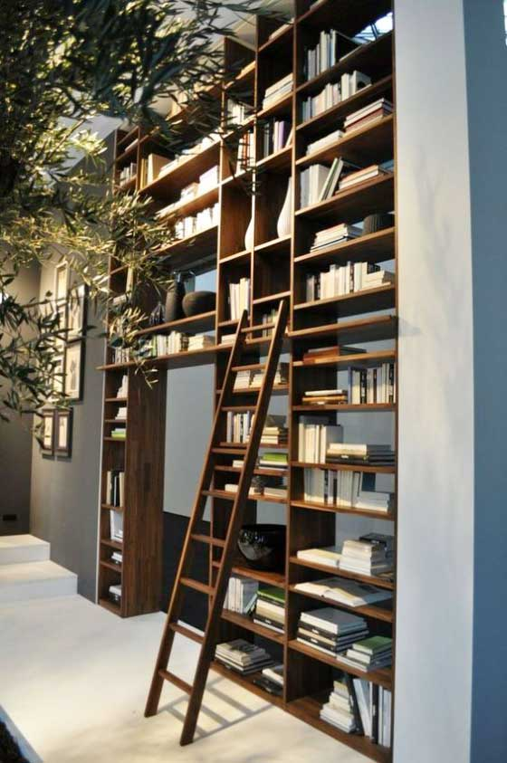 Book divider room ideas
