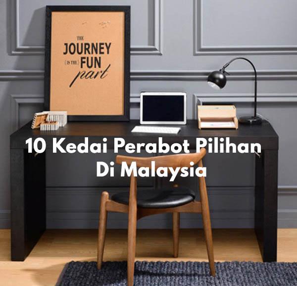10 Kedai Perabot Pilihan Di Malaysia  Malaysias No1