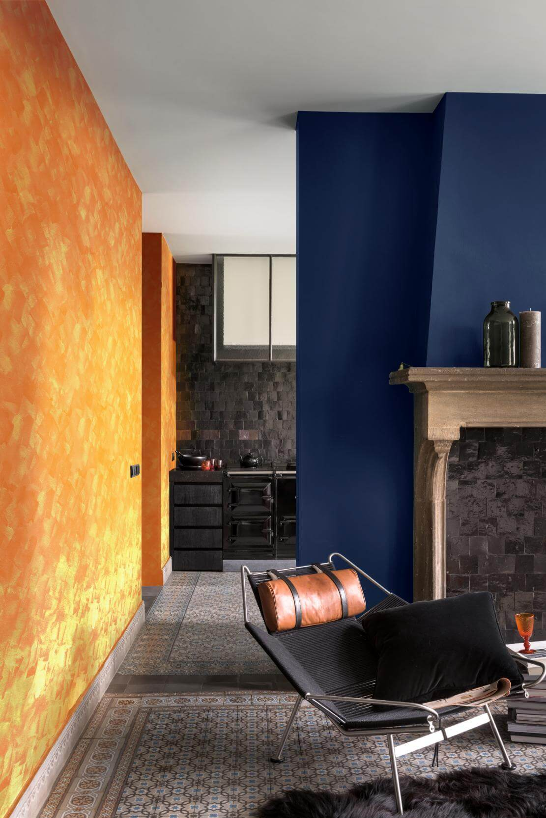 Colours In Motion Discover The Dual Colour Effect Of Dulux Ambiance ColourMotion Malaysias