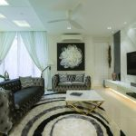 Luxury In Contrast Transitional Elegance Soaked In A