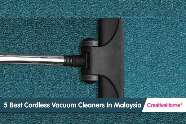 5 Cordless Vacuum Cleaners In Malaysia - Malaysia'