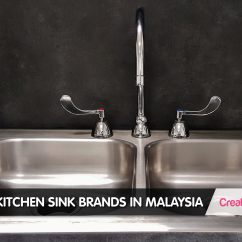 Kitchen Sink Brands Bronze Pull Down Faucet Top 5 In Malaysia 39s No 1