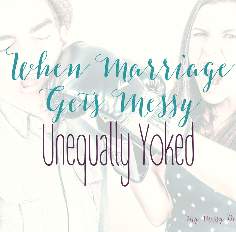Being The Messy One In A Relationship: When Marriage Gets Messy