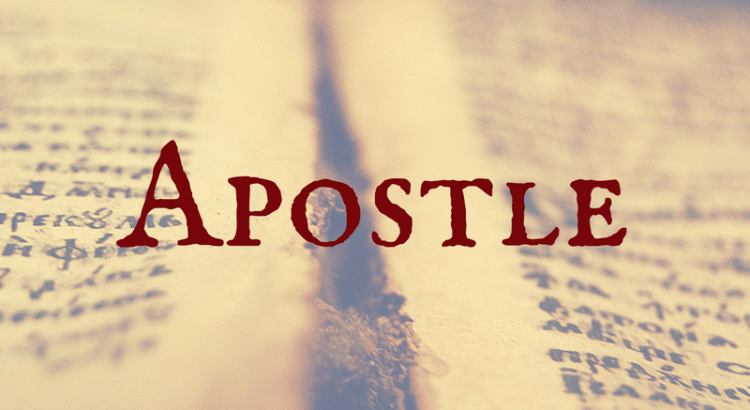 Word Nerd Wednesday Apostle