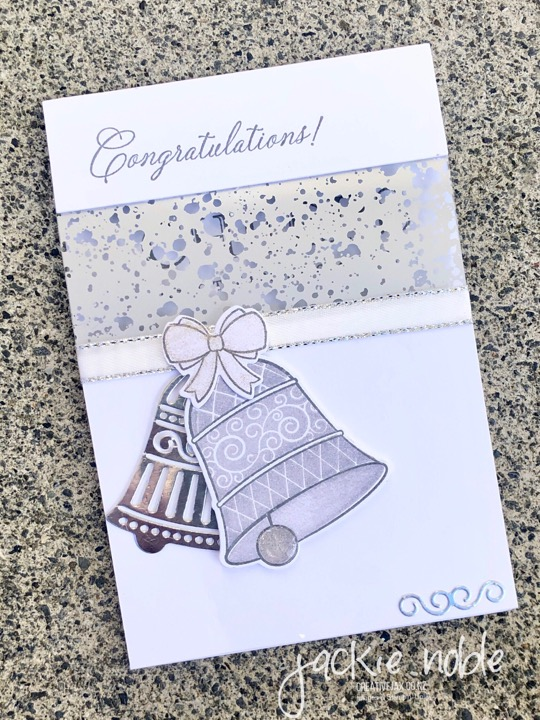 Bells are Ringing Wedding Card