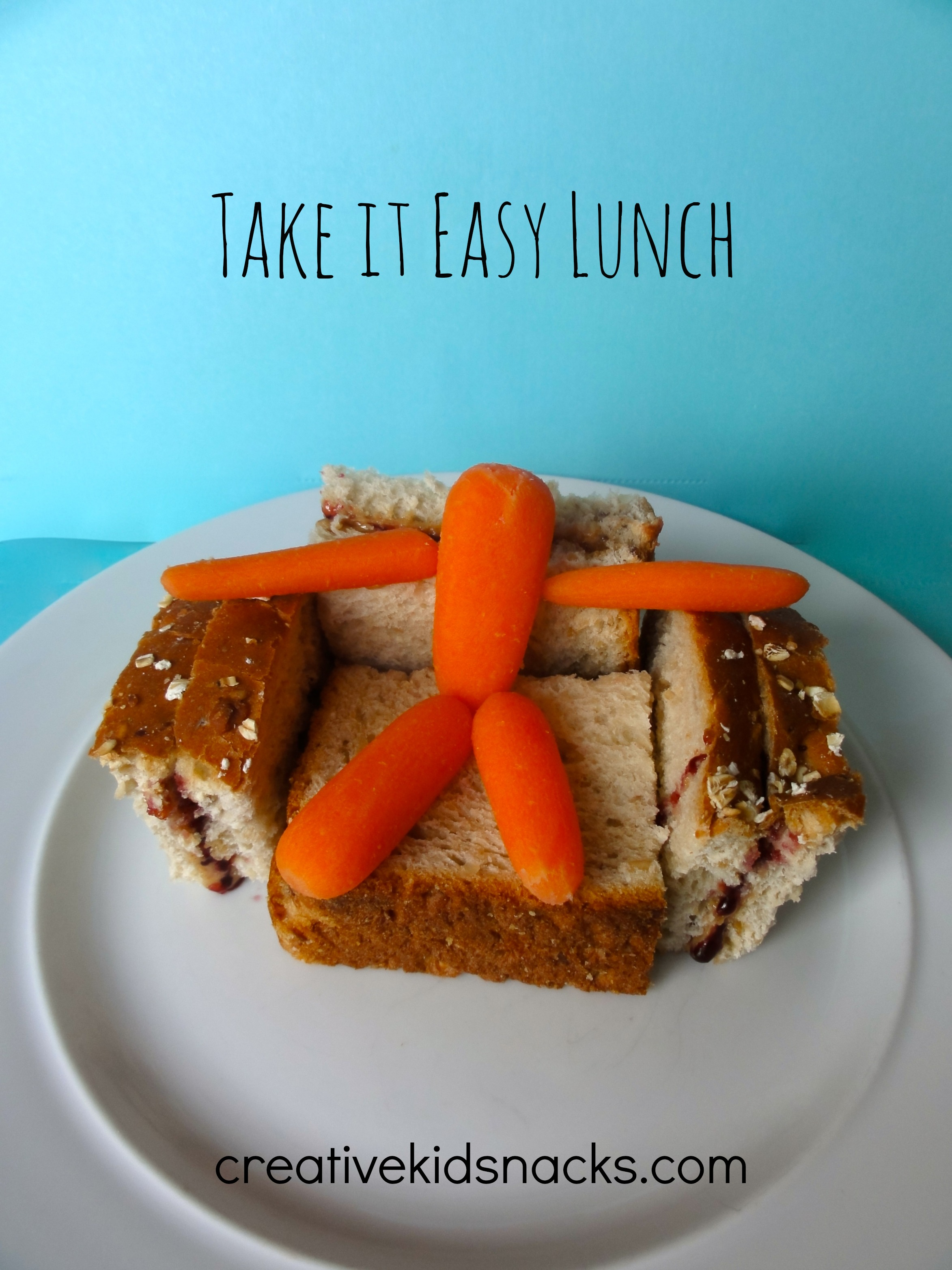 Creative Sandwich Recipe for Kids