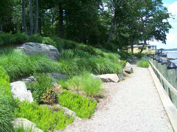 water front landscaping maryland